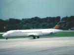 kumagorouさんが、クアラルンプール国際空港で撮影したメルパチ・ヌサンタラ航空 DC-9-32の航空フォト(飛行機 写真・画像)
