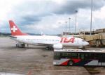 kumagorouさんが、クアラルンプール国際空港で撮影したトランス・ヨーロピアン・エアウェイズ 737-3M8の航空フォト(飛行機 写真・画像)