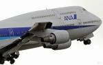 WLさんが、函館空港で撮影した全日空 747-481(D)の航空フォト(飛行機 写真・画像)