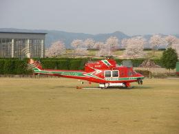 kumagorouさんが、宮城県角田市(角田中央公園)で撮影した仙台市消防航空隊 412EPの航空フォト(写真)
