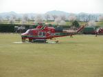 kumagorouさんが、宮城県角田市(角田中央公園)で撮影した仙台市消防航空隊 412EPの航空フォト(飛行機 写真・画像)