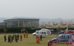 kumagorouさんが、宮城県角田市(角田中央公園)で撮影した福島県消防防災航空隊 412EPの航空フォト(飛行機 写真・画像)