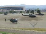 kumagorouさんが、宮城県角田市(角田中央公園)で撮影した陸上自衛隊 OH-6Dの航空フォト(飛行機 写真・画像)