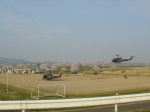 kumagorouさんが、宮城県角田市(角田中央公園)で撮影した陸上自衛隊 UH-1Jの航空フォト(飛行機 写真・画像)