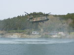 kumagorouさんが、宮城県角田市尾山地区で撮影した陸上自衛隊 CH-47Jの航空フォト(飛行機 写真・画像)