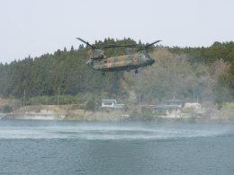 kumagorouさんが、宮城県角田市尾山地区で撮影した陸上自衛隊 CH-47Jの航空フォト(写真)