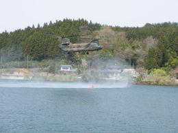 kumagorouさんが、宮城県角田尾山地区で撮影した陸上自衛隊 CH-47J Chinookの航空フォト(写真)