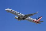 LAX Spotterさんが、ロサンゼルス国際空港で撮影したアメリカン航空 757-223の航空フォト(写真)
