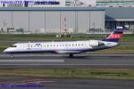 Chofu Spotter Ariaさんが、福岡空港で撮影したアイベックスエアラインズ CL-600-2C10 Regional Jet CRJ-702の航空フォト(飛行機 写真・画像)