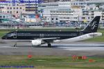 Chofu Spotter Ariaさんが、福岡空港で撮影したスターフライヤー A320-214の航空フォト(写真)
