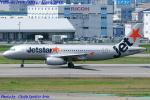 Chofu Spotter Ariaさんが、福岡空港で撮影したジェットスター・アジア A320-232の航空フォト(飛行機 写真・画像)
