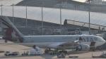 Take51さんが、関西国際空港で撮影したカタール航空 A330-202の航空フォト(写真)