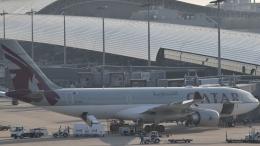 Take51さんが、関西国際空港で撮影したカタール航空 A330-202の航空フォト(飛行機 写真・画像)
