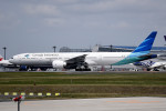 tsubasa0624さんが、成田国際空港で撮影したガルーダ・インドネシア航空 777-3U3/ERの航空フォト(写真)