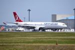 tsubasa0624さんが、成田国際空港で撮影したターキッシュ・エアラインズ A330-303の航空フォト(飛行機 写真・画像)