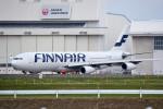 tsubasa0624さんが、成田国際空港で撮影したフィンエアー A340-313Xの航空フォト(写真)