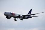 tsubasa0624さんが、成田国際空港で撮影したフェデックス・エクスプレス 777-FS2の航空フォト(飛行機 写真・画像)