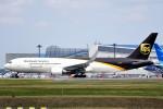 tsubasa0624さんが、成田国際空港で撮影したUPS航空 A300F4-622Rの航空フォト(飛行機 写真・画像)