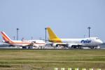 tsubasa0624さんが、成田国際空港で撮影したポーラーエアカーゴ 747-47UF/SCDの航空フォト(写真)