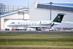 tsubasa0624さんが、成田国際空港で撮影したサウジアラビア財務省 G-IV Gulfstream G300の航空フォト(写真)