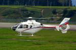 rjnsphotoclub-No.07さんが、静岡空港で撮影したユーロコプタージャパン EC135T2の航空フォト(写真)