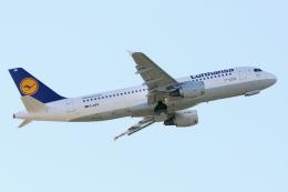 kinsanさんが、ハンブルク空港で撮影したルフトハンザドイツ航空 A320-211の航空フォト(飛行機 写真・画像)
