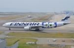 amagoさんが、関西国際空港で撮影したフィンエアー A330-302Xの航空フォト(写真)