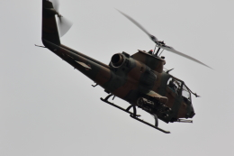 ティーガーさんが、滝ケ原駐屯地で撮影した陸上自衛隊 AH-1Sの航空フォト(飛行機 写真・画像)
