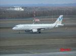 鬼の手さんが、新千歳空港で撮影したバニラエア A320-216の航空フォト(写真)