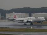 aquaさんが、成田国際空港で撮影した日本航空 787-8 Dreamlinerの航空フォト(飛行機 写真・画像)