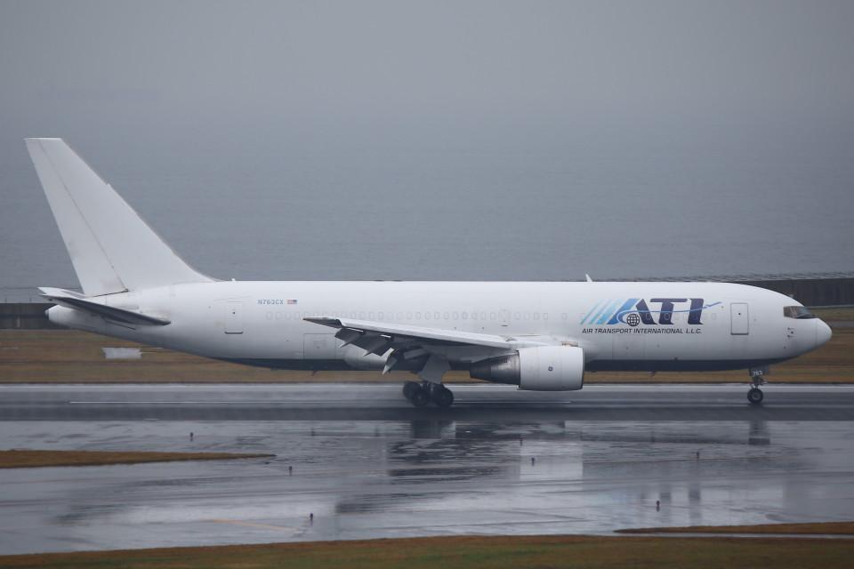 F-2A#533さんのエア・トランスポート・インターナショナル Boeing 767-200 (N763CX) 航空フォト