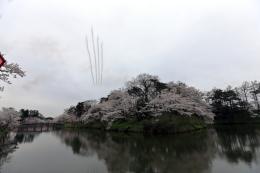 gizeさんが、新潟空港で撮影した航空自衛隊 T-4の航空フォト(飛行機 写真・画像)