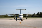Trimさんが、北大東空港で撮影した琉球エアーコミューター DHC-8-103Q Dash 8の航空フォト(飛行機 写真・画像)