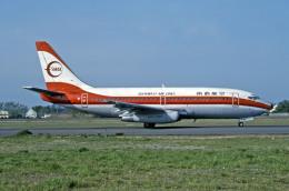Gambardierさんが、名古屋飛行場で撮影した南西航空 737-2Q3/Advの航空フォト(飛行機 写真・画像)