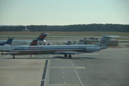 Dekatyouさんが、ボルティモア・ワシントン国際空港で撮影したアメリカン航空 MD-83 (DC-9-83)の航空フォト(飛行機 写真・画像)