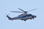 Dojalanaさんが、函館空港で撮影した海上保安庁 AW139の航空フォト(写真)