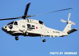 snowmanさんが、名古屋飛行場で撮影した海上自衛隊 SH-60Kの航空フォト(飛行機 写真・画像)