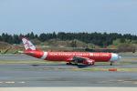 T.Sazenさんが、成田国際空港で撮影したエアアジア・エックス A330-343Eの航空フォト(飛行機 写真・画像)