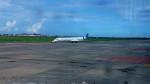 tsubasa0624さんが、ジュアンダ国際空港で撮影したガルーダ・インドネシア航空 CL-600-2E25 Regional Jet CRJ-1000の航空フォト(飛行機 写真・画像)