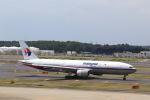 T.Sazenさんが、成田国際空港で撮影したマレーシア航空 777-2H6/ERの航空フォト(飛行機 写真・画像)