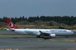 T.Sazenさんが、成田国際空港で撮影したターキッシュ・エアラインズ A330-303の航空フォト(飛行機 写真・画像)