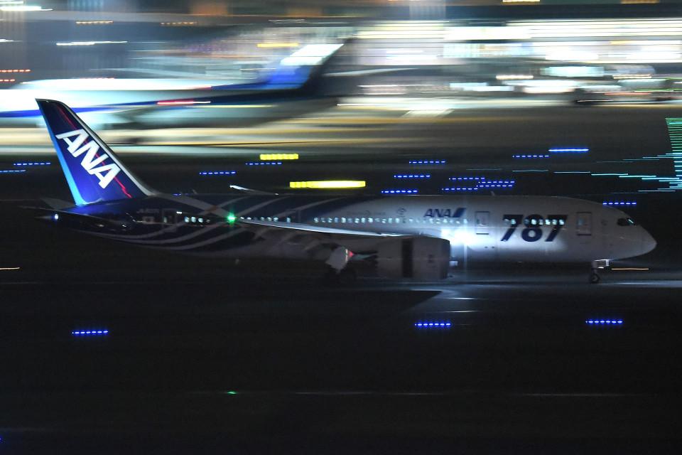 tsubasa0624さんの全日空 Boeing 787-8 Dreamliner (JA801A) 航空フォト