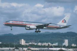 kumagorouさんが、ダニエル・K・イノウエ国際空港で撮影したアメリカン航空 757-223の航空フォト(写真)