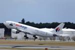 T.Sazenさんが、成田国際空港で撮影したマレーシア航空 A330-223Fの航空フォト(飛行機 写真・画像)
