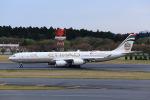 T.Sazenさんが、成田国際空港で撮影したエティハド航空 A340-541の航空フォト(飛行機 写真・画像)