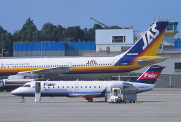 大分空港 - Oita Airport [OIT/RJFO]で撮影されたフェアリンク - Fairの航空機写真