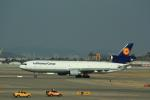 Meggyさんが、仁川国際空港で撮影したルフトハンザ・カーゴ MD-11Fの航空フォト(写真)