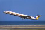 大分空港 - Oita Airport [OIT/RJFO]で撮影された日本エアシステム - Japan Air System [JD/JAS]の航空機写真