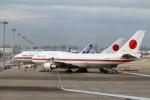 GRX135さんが、羽田空港で撮影した航空自衛隊 747-47Cの航空フォト(飛行機 写真・画像)