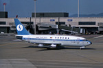 Gambardierさんが、チューリッヒ空港で撮影したサベナ・ベルギー航空 737-229/Advの航空フォト(写真)